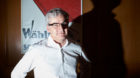 Hat gemäss eigenen Aussagen alles richtig gemacht: Der abtretende BaZ-Chefredaktor Markus Somm in seinem Büro am Aeschenpla