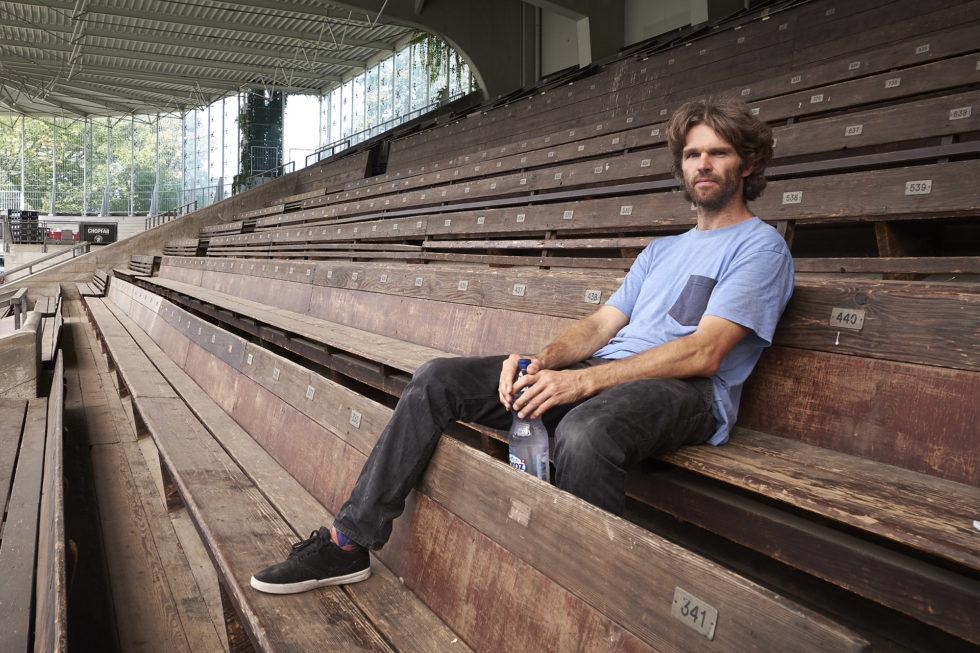 e5bb07c2e03 Skate-Legende Oli Bürgin lässt es noch einmal richtig brettern ...