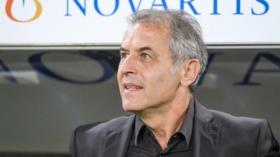 26.09.2018; Basel; FUSSBALL SUPER LEAGUE - FC Basel - FC Luzern;Trainer Marcel Koller (Basel) (Martin Meienberger/freshfocu