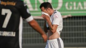 30.09.2018; Lugano; FUSSBALL SUPER LEAGUE - FC Lugano - FC Basel;Luca Zuffi (Basel) (Andy Mueller/freshfocus)