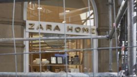 Hinter Zara Home steht der weltgrösste Textilkonzern Inditex, wo man sich offenbar nicht für Basler Mindestlöhne interessi