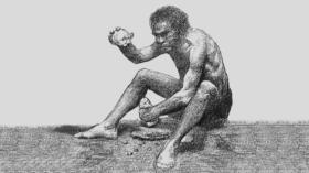 Falsches Bild: Neandertaler hatten mehr drauf als den simplen «Kraftgriff».