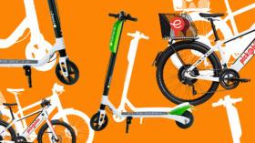 Miet-E-Bikes und -Trottis in Basel: Das hat uns gerade noch gefehlt.
