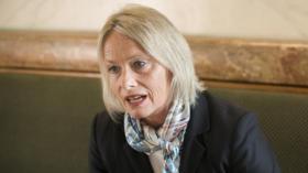 Elisabeth Schneider-Schneiter Nationalraetin CVP und moegliche Nachfolgerin von BR Doris Leuthard© Franziska Rothenbuehler