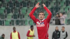 01.11.2018; St.Gallen; FUSSBALL SCHWEIZER CUP; FC St.Gallen - FC Sion; Pajtim Kasami (Sion) (Andy Mueller/freshfocus)