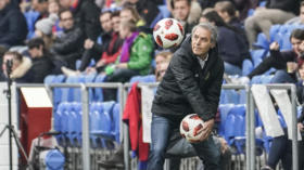 04.11.2018; Basel; FUSSBALL SUPER LEAGUE; FC Basel - FC Lugano; Trainer Marcel Koller (Basel) (Andy Mueller/freshfocus)