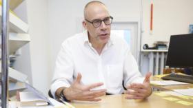 Eine Antisemitismusdebatte stünde Basel gut an, sagt Erik Petry. «Man muss damit nicht warten, bis etwas passiert.»