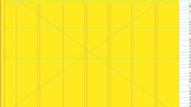 Diese gelben Flächen wurden jahrelang mit grosse Liebe gefüllt.