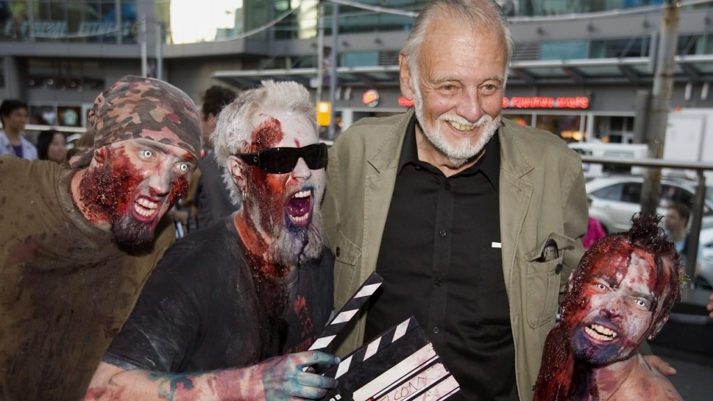 Setzte neue Standards im Horrorfilm-Genre: US-Regisseur George A. Romero. (Archivbild)