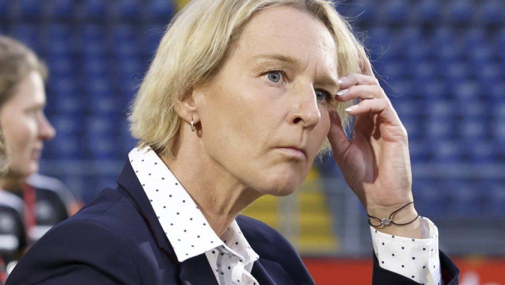 Martina Voss-Tecklenburg und die Schweizer Nationalmannschaft verpassten an der EM ihre Zielsetzung und schieden nach der Vor