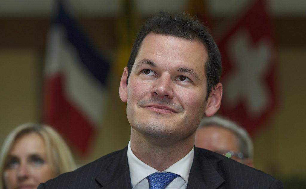 Sollte es mit dem Bundesratsamt nicht klappen, wird Pierre Maudet nächstes Jahr für eine weitere Legislatur in der Genfer K
