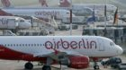 Air Berlin meldet Insolvenz an. Der Flugbetrieb wird fortgeführt. (Archiv)