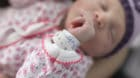 Dieses Mädchen, das im Herbst 2016 zur Welt kam, trägt den Namen Julia. Viele andere Mädchen mit demselben Jahrgang heisse