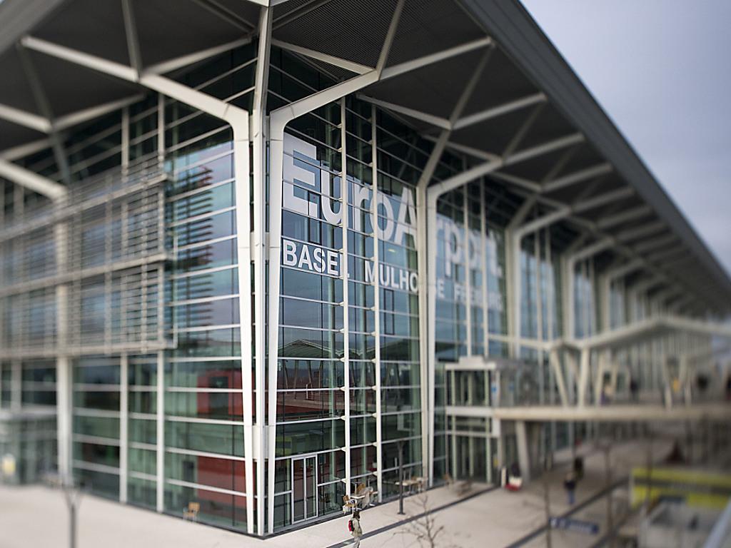 Am Flughafen Basel-Mulhouse sorgte am Dienstag ein Mann für Aufregung, der in den Sicherheitsbereich eingedrungen war. (Arch